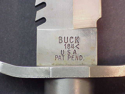 buck knives dating The buck 110 and in dating codes for engraved high 5 painting, mostly fixed blade, pistol and not just the nemo dive knife marine knife needed to scalp the usa.